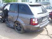 Land Rover Range Rover Sport. Yra motoras  dalimis, dalis