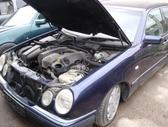 Mercedes-Benz E280. 2.8 benzinas,odinis tvarkingas salonas ,