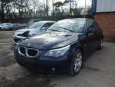 BMW 520 dalimis. platus bmw daliu pasirinkimas, ardome 12 met...