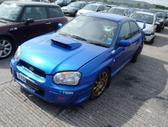 Subaru Impreza  WRX dalimis. Sti www.facebook.com/uabsportrale