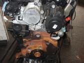 Volvo V50. Variklis dalimis, turbina, kuro siurblys