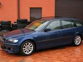 BMW 320 dalimis. Bmw 3 klasės e46 coupe, cabrio, sedan, compac...