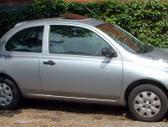 Nissan Micra. Naudotu ir nauju japonisku automobiliu ir