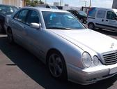 Mercedes-Benz E320. 3,2 cdi, odinis salonas,  r17 ratlankiai,