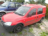 Opel Combo dalimis