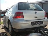 Volkswagen Golf dalimis. Voksvagen golf 00m.1.6,,dalimis,,kain...