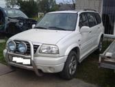 Suzuki XL7. Variklis parduodamas dalimis.