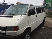 Volkswagen Transporter. Europa iš šveicarijos(ch) возможна до...