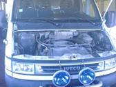 Iveco, Daily, krovininiai mikroautobusai