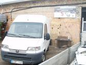 Peugeot, BOXER, krovininiai mikroautobusai