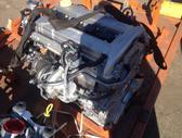 Saab 9-3. Tik variklis naujas. tolka motor novyj. code a20ner.