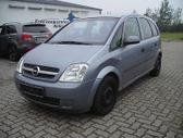 Opel Meriva dalimis. Is vokietijos