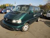 Volkswagen, multivan, keleiviniai mikroautobusai