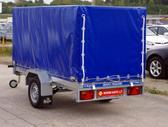 Respo 750M271L125, lengvųjų automobilių priekabos