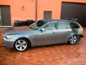 BMW 530 dalimis. X-drive. bmw520i 2004m.  bmw520d 2004-2008m...