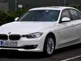 BMW 3 serija. Naujų originalių automobilių detalių užsakymai