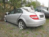 Mercedes-Benz C klasė. Dalimis,europa kebulo ir vaziuokles