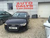 Audi A4. Odinis salonas.