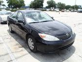 Toyota Camry. 2002--2006 camry dalimis