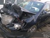 Volkswagen Golf dalimis. Automobilis ardomas dalimis:  запасн...