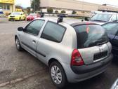 Renault Clio. Variklio kodas: k4j710 dėžės kodas: jb1510