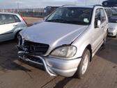 Mercedes-Benz ML270. Ml 270 cdi, lieti ratai , automatinė pava...