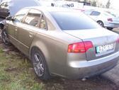Audi A4. Europa-gb, 2006 ir 2003mdalis siunciu....detali vysyl...