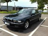 BMW 728. Europa iš šveicarijos(ch) возможна доставка в ru, kz...