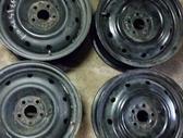 Subaru, plieniniai štampuoti, R16