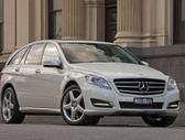 Mercedes-Benz R klasė dalimis. !!!! naujos originalios dalys !...