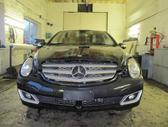 Mercedes-Benz R klasė. Specializuota mercedes benz, toyota,