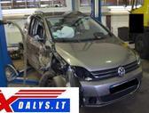 Volkswagen Golf Plus dalimis. Xdalys.lt  bene didžiausia