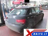 Audi A1 dalimis. Xdalys.lt  bene didžiausia naudotų ir naujų