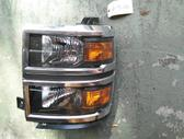 Chevrolet Silverado. Chevrolet silverado c1500 left headlight
