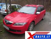 Mazda 6. Www.xdalys.lt  bene didžiausia naudotų ir naujų aut...