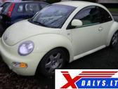 Volkswagen New Beetle. Www.xdalys.lt  bene didžiausia naudot...