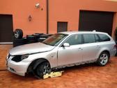 BMW 530 dalimis. Bmw 530xd 2006m. dalimis  bmw520i 2004m.