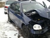 Dacia Logan dalimis. 40000km rida.turime ivairiu prancuzisku