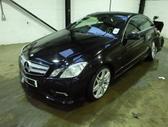 Mercedes-Benz E klasė dalimis