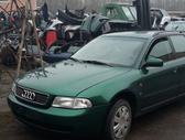 Audi A4. Audi a4, 1997 m., 1,8 benzinas, 92 kw, mechaninė grei...