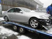 Mercedes-Benz S klasė. 3.2 cdi dalimis is anglijos