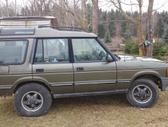 Land Rover Discovery. Viskas veikia be priekaistu.