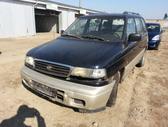 Mazda MPV dalimis. Prekyba originaliomis naudotomis detalėmis.