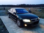Audi A8 dalimis. Naujai ardoma audi a8 3.0tdi quattro.