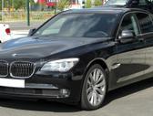 BMW 7 serija. Naujų orginalių detalių užsakymas