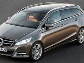 Mercedes-Benz R klasė. Naujų orginalių detalių užsakymas