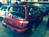Subaru Forester. 2.0 turbo benzinas iš šveicarijos... (торговл...