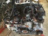 Audi Q5 įpurškimo sistema, variklis