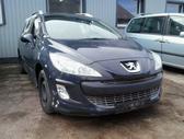 Peugeot 308 dalimis. Ryda 23000km
