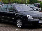 Renault Vel Satis. Renault vel satis 2.2 cdi 110kw dalymis gerom